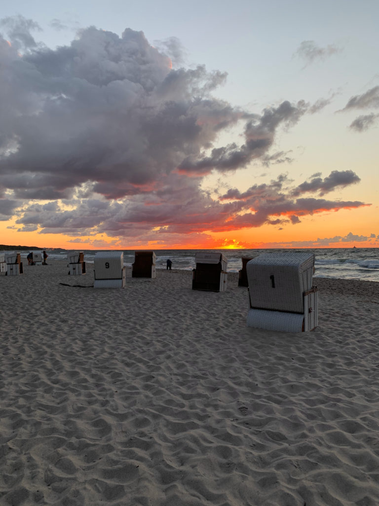 Rostock_Heiligendamm Sonnenuntergang (c) Ayla Kusuran